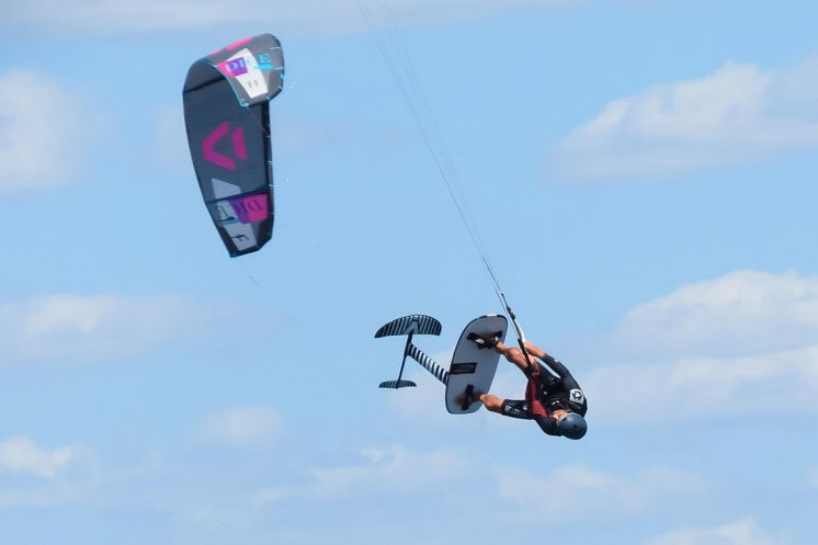 Foiling Lesson - Kite